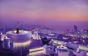 Four Seasons Mumbai Rooftop