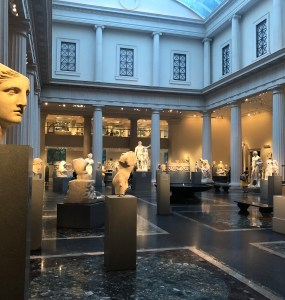 a day at the Metropolitan Museum of Art