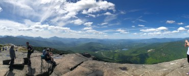 Hiking the Adirondacks
