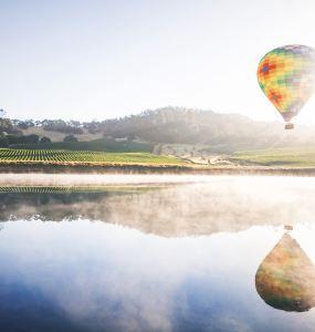 Trip to San Francisco, Napa Valley
