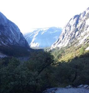 Yosemite on Thanksgiving