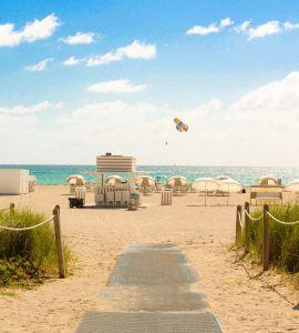J1 Visa in the sunny Florida