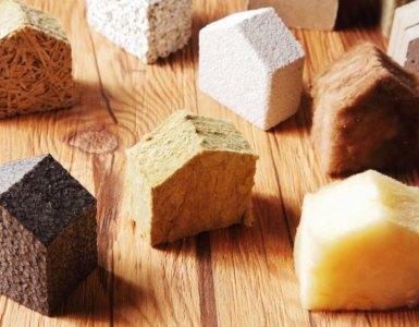 Insulation alternative materials
