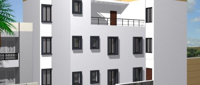 Best Residential Design in 3364 square feet - 07