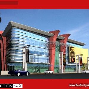 Best Multiplex Design in 16835 square feet - 01