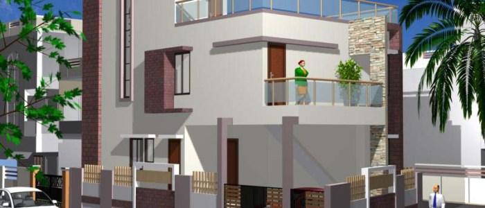 DhanaSekaran-Salem - Bungalow Design