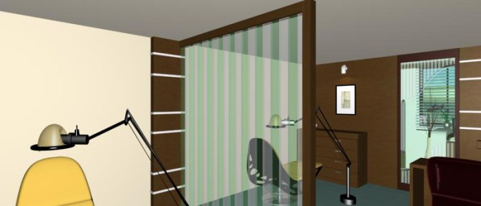 hospital clinic interior project by raydesign team
