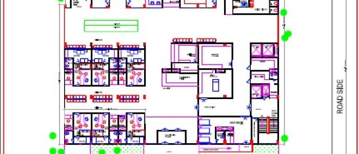 Best Hospital Design in 111848 square feet - 07