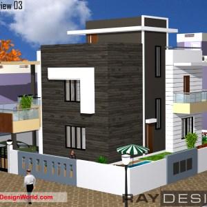 Best Residential Design in 2250 square feet - 38