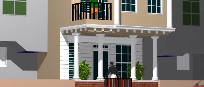 Best Residential Design in 540 square feet - 33