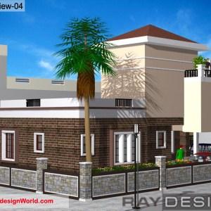 Best Residential Design in 2000 square feet - 39