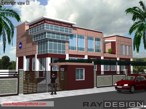 ECPL-Vadodara- Commercial Office