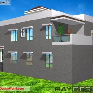 Best Residential Design in 1573 square feet - 64