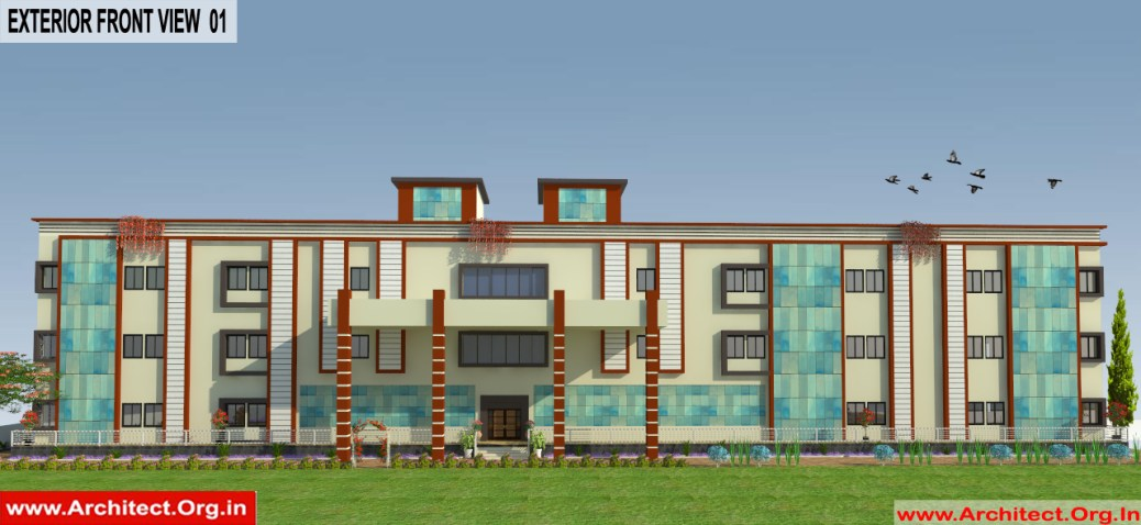 Marriage Hall Design - Ujjain MP - Mr. Nitesh Dalal