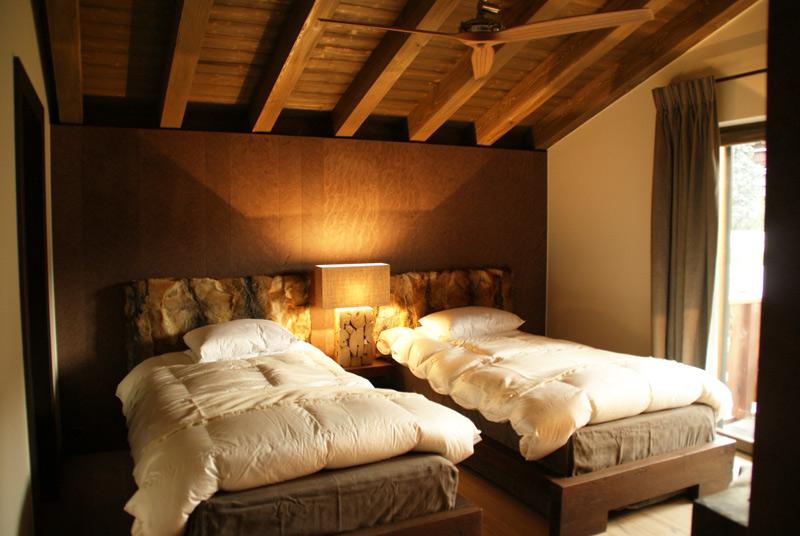 Elegant Lovely Deco Chambre Chalet Montagne Idees D