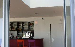 L'OLLIVIER Architecte PONT L'ABBÉ - extension du bar