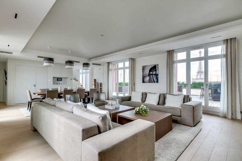 Appartement luxe Paris 7me  Architecte Mdical
