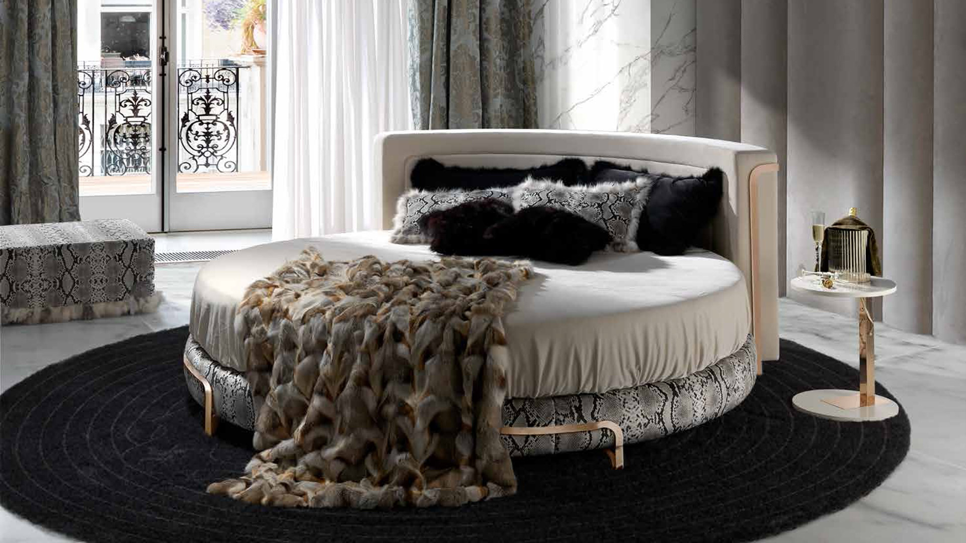 lits haut de gamme benny benlolo