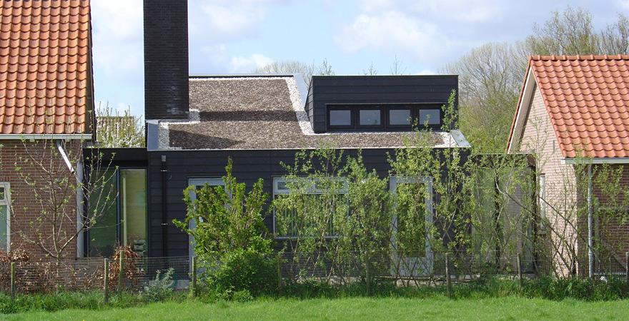 Groendak tuingericht wonen  ArchitectenGilde uw architect
