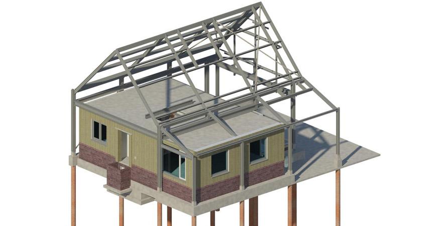 Landelijke woning Kerkwijk  ArchitectenGilde uw architect