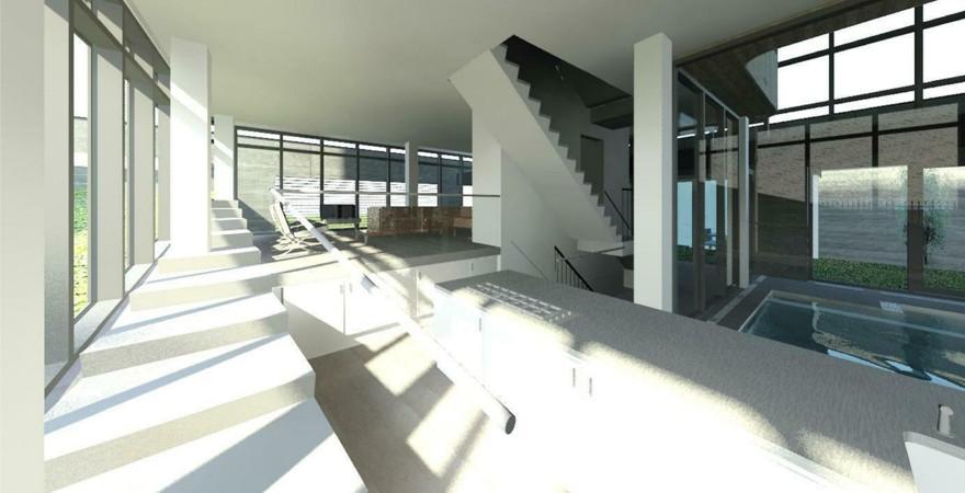 Woonvilla aan de Waterkering te Cuijk  ArchitectenGilde