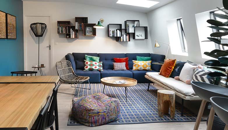 projet de decoration d interieur d un salon design et contemporain realise a lille