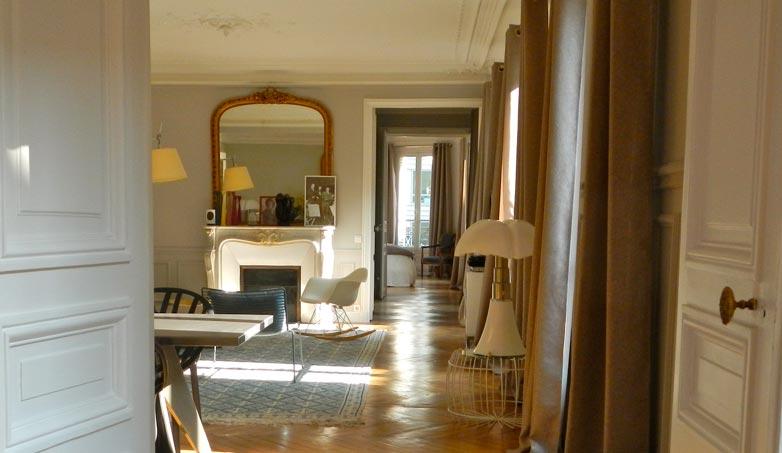projet de decoration et d amenagement du salon d un appartement haussmannien a lille