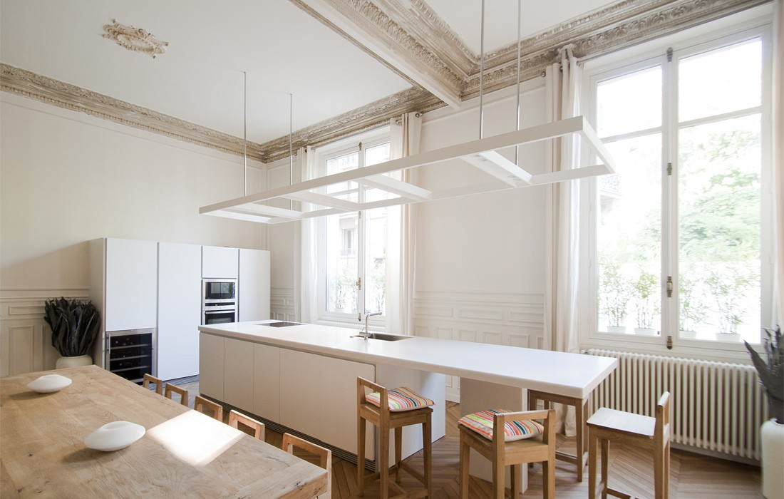Les 10 plus belles rnovations dappartement de Paris