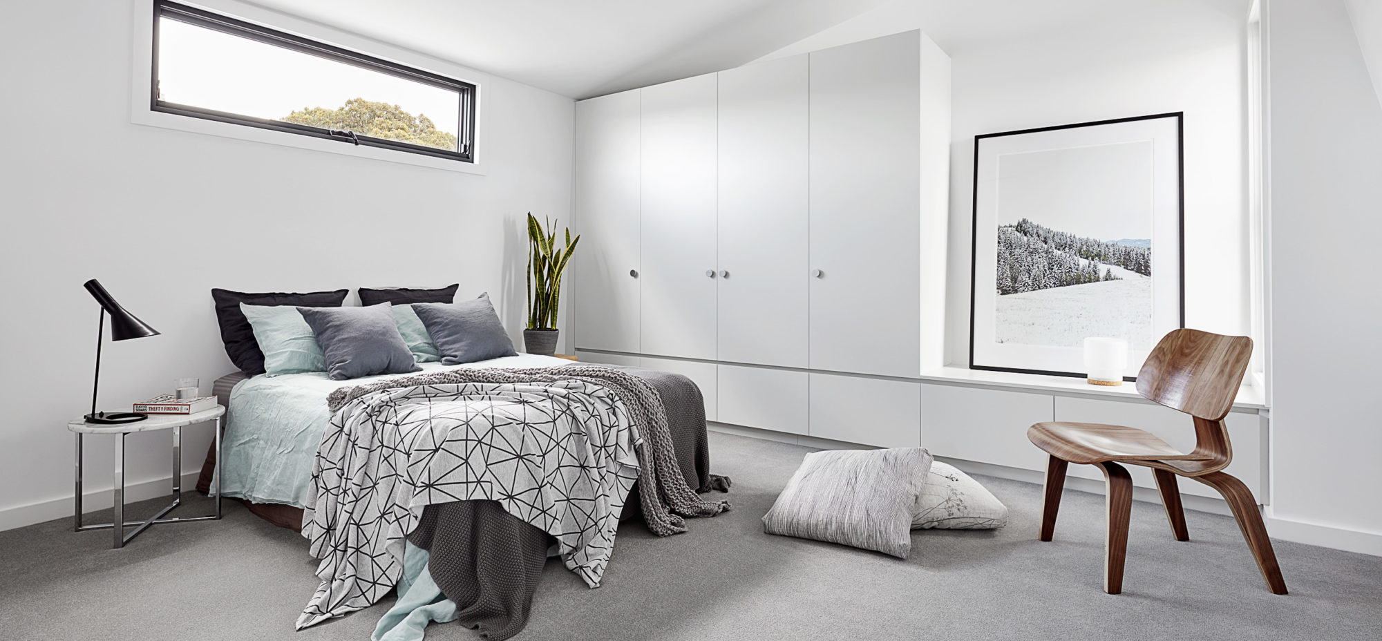 Main Bedroom with Joinery