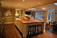 Kitchen Renovations - Pound Ridge NY Architect Kenneth ...