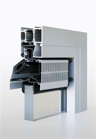 Nieuwe ventilatie  en zonweringsystemen van Renson
