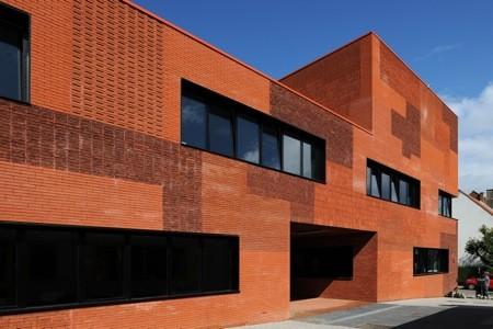 Ecole Fondamentale Zavelput Architecturabe