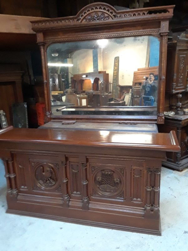 Warehouse Bars Antique Mantels
