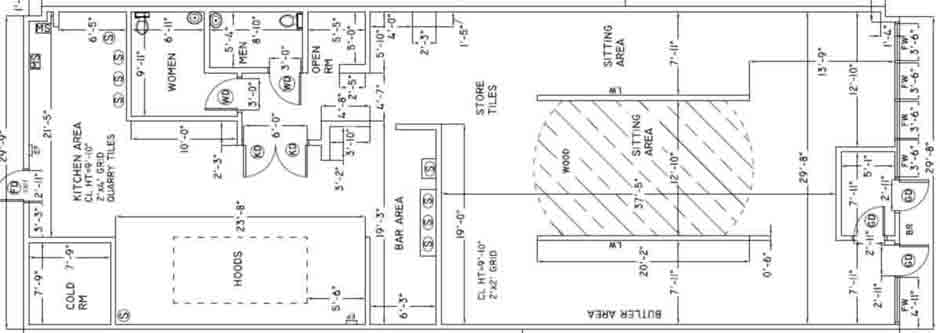 Architectural 2D Drafting & CAD Conversion Services
