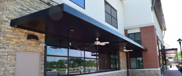 Masa Architectural Canopies Custom Aluminum Store Awnings
