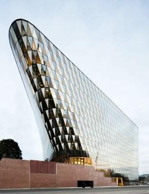 Aula Medica Building Sweden