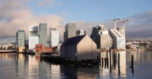 Barcode B Oslo Architecture