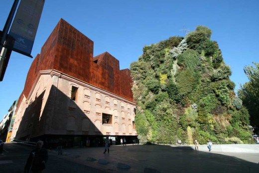 Caixa Forum Madrid building