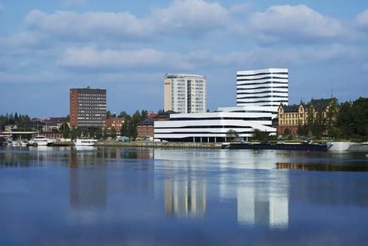 Cultural Center Vaven Sweden