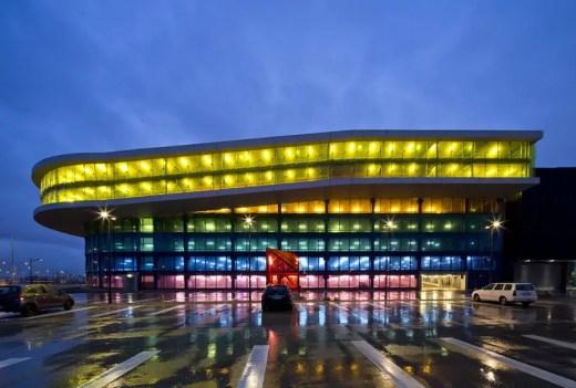 Emporia Shopping Center Malmo Building