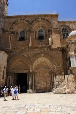 Holy Sepulchre Church Jerusalem