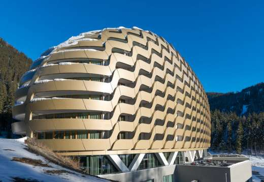 Intercontinental Davos Hotel Switzerland