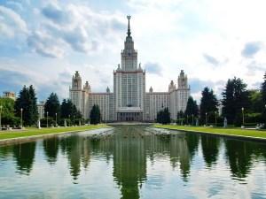 Russian Architectural Tours - Lomonosov Moscow State University