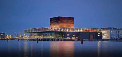 The Royal Playhouse Copenhagen Building