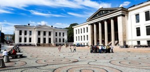 Universitetet Oslo Building