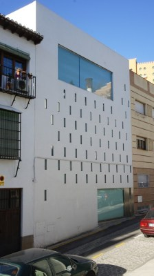 White house Granada building