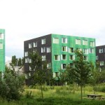 Delft Student Housing Duwo