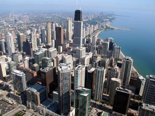 Chicago Architecture Walking Tours - skyscrapers