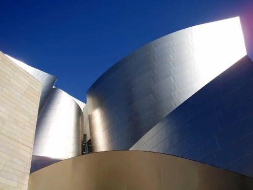 Los Angeles Architecture Walking Tours - Walt Disney Concert Hall