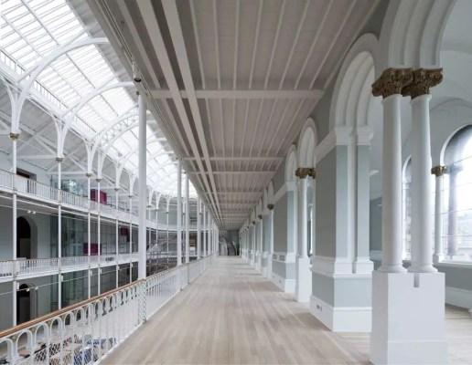 National Museum of Scotland building interior